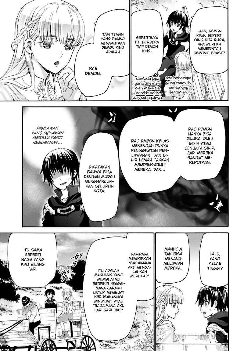 Manga Death March Chapter 5 Bahasa Indonesia