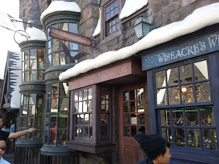 Wizarding World of Harry Potter, Universal Studios, Hogsmead