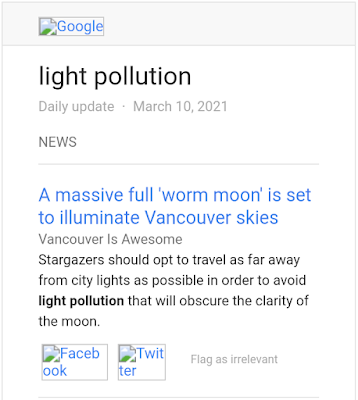 bad astronomy information