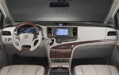 Spesifikasi Toyota Sienna Indonesia
