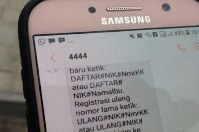 Cara Registrasi Telkomsel Baru