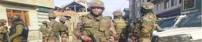 Terrorists Attack BJP Leader's Residence In Srinagar, Policeman Killed