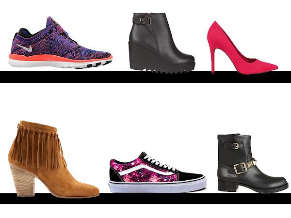Creating The Perfect Shoedrobe   Fashion