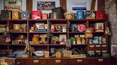 toko sembako, kelontong, peralatan rumah tangga