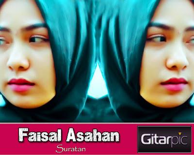 Chord Gitar Faisal Asahan - Suratan