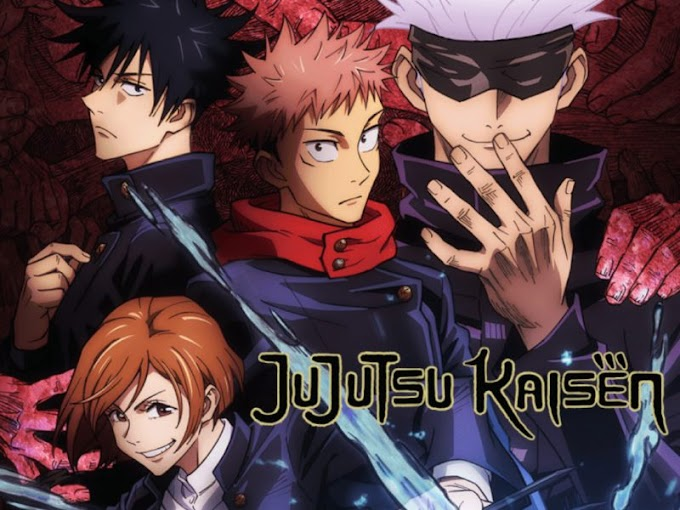 Jujustu Kaisen Episode 1 Subtitle Indonesia