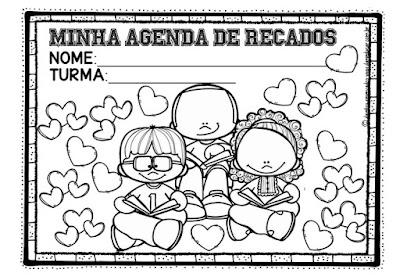 CAPAS, capas para caderno, Educação Infantil, para baixar, PDF,