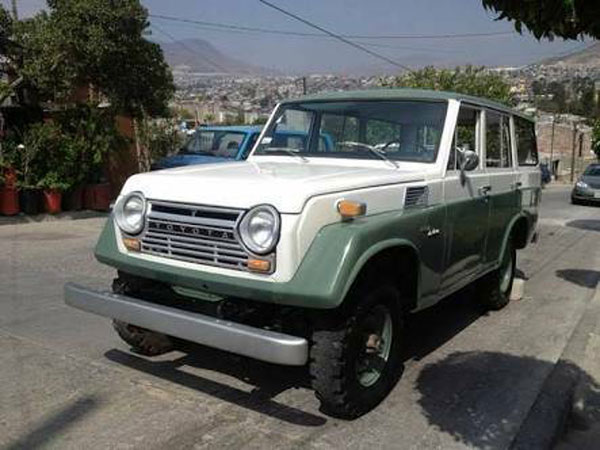 1969 Toyota Land Cruiser FJ55 For Sale