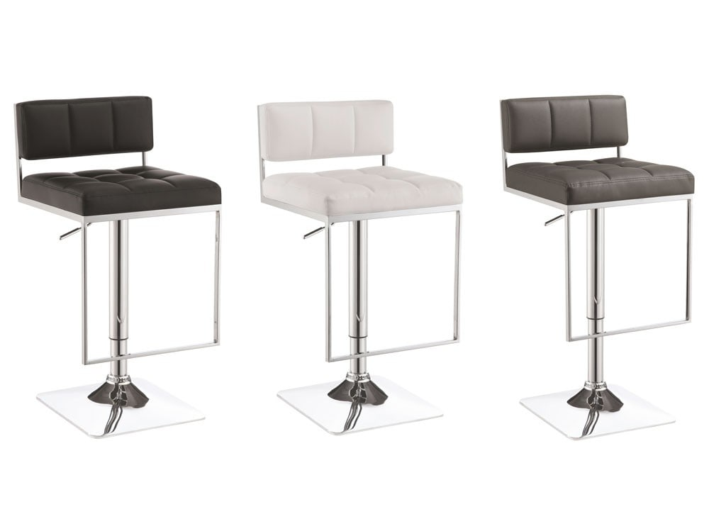 Modern Bar Stools Leather