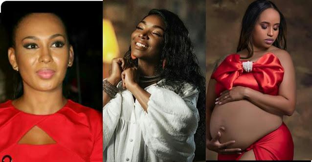Veja 3 famosas que fizeram sucesso nas redes sociais exibindo a barriga de Grávida