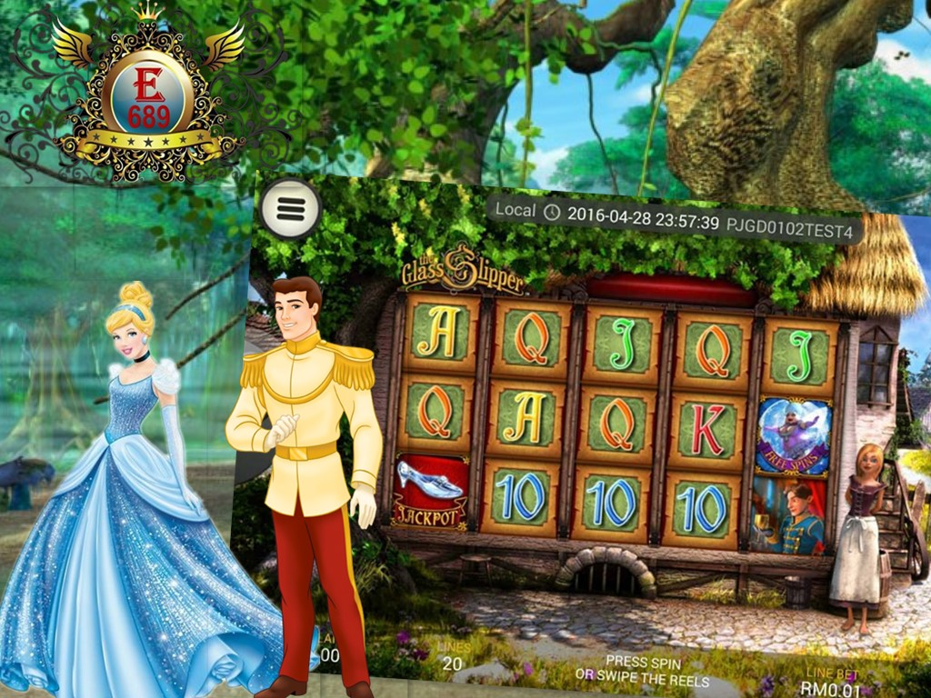 Cinderella's Palace Slot - Try the Free Demo Version