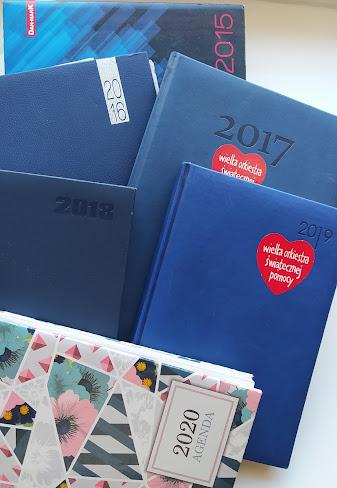 Kalendarze, kalendarze, kalendarze...