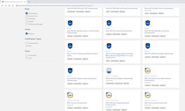 Azure certification Exam Platform