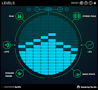 LEVELS | Mixing and metering audio plugin