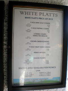 White Platts Recreation Ground in Ambleside