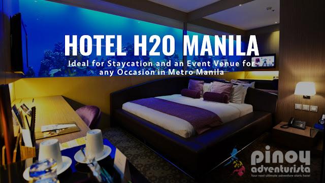 Hotel H2O Manila Ocean Park Review