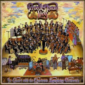 PROCOL HARUM- LIVE IN CONCERT WITH EDMONTON SYMPHONY ORCHESTRA (1972)