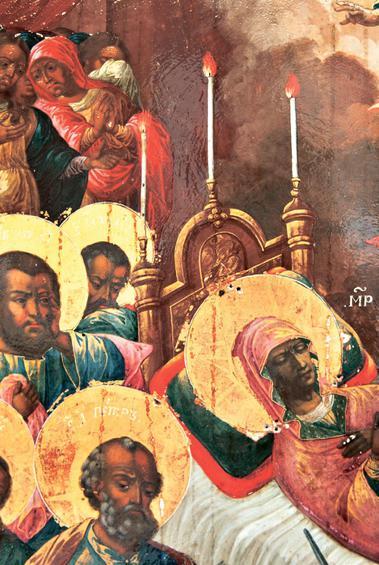 «Δώρα» του 1800 από τη Μόσχα στον Αγιο Αχίλλιο