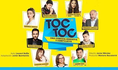 TOCTOC Teatro Libre