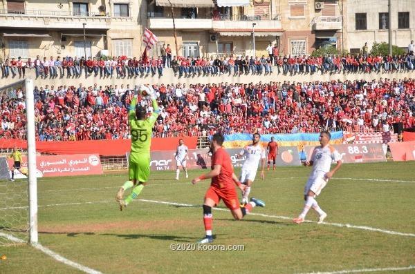 بث مباشر مباراة الاتحاد والجيش اليوم 13-7-2020 الدوري السوري