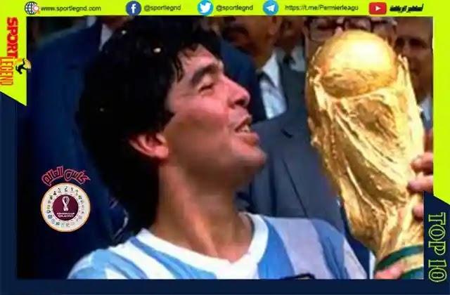مارادونا,كاس العالم,كاس العالم 1986