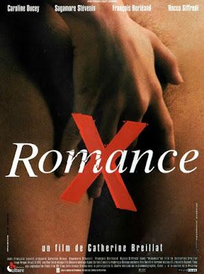 Romans film erotyczny plakat