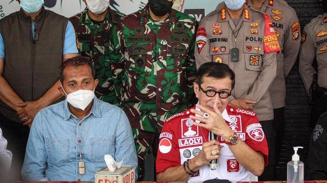 Hampir Semua Lapas Indonesia Terjadi Over Capacity, Yasonna Menduga Hal Ini Jadi Penyebabnya