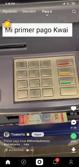 como ganar dinero en kwai