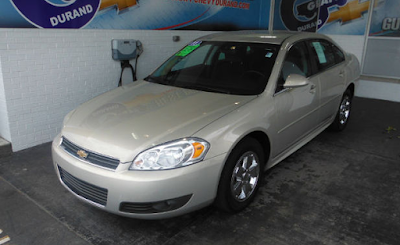 Pick of the Week – 2011 Chevrolet Impala