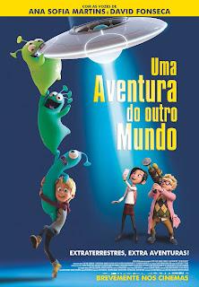 David Fonseca Dobrará em Português o Filme Uma Aventura do Outro Mundo