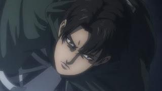 進撃の巨人アニメ4期『リヴァイ・アッカーマン (CV: 神谷浩史)』  | Attack on Titan Levi Ackerman