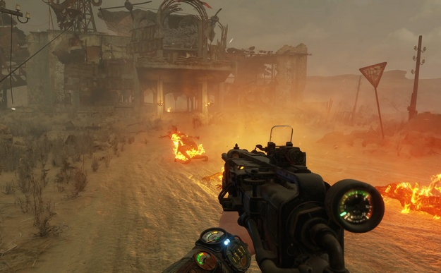 Metro Exodus: Enhanced Edition is becoming the most demanding PC game