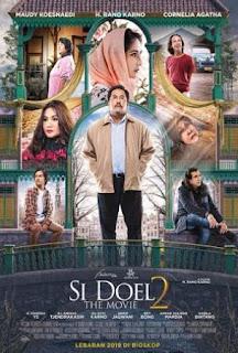 Download Film dan Movie Si Doel the Movie 2 (2019) Full Movie