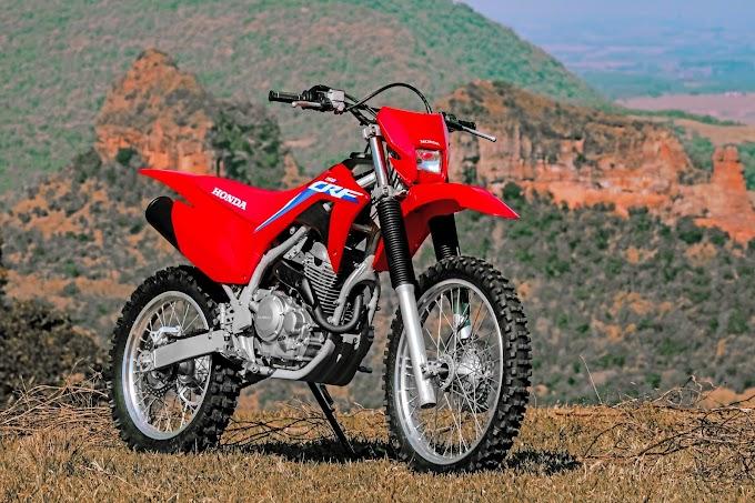 Honda aumenta preço sugerido da CRF 250F