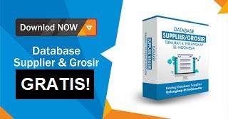 download database supplier dan produsen online offline gratis