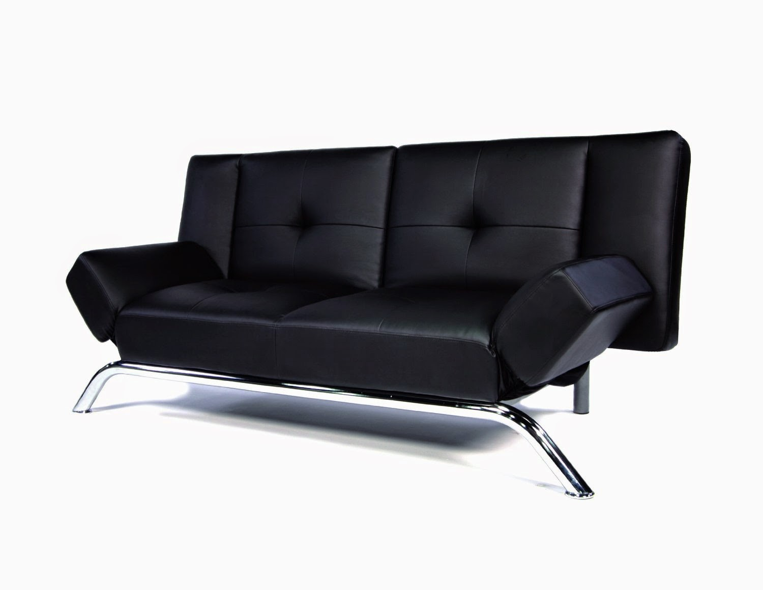 Futon Couch Leather Couch
