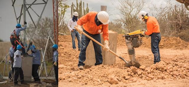 Electronorte conectará este lunes 22 de junio,nueva línea de transmisión eléctrica en La Guajira