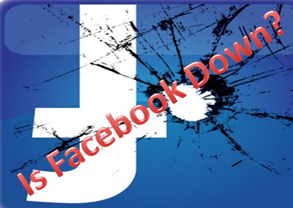 is facebook down