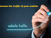 Increase the traffic of your website