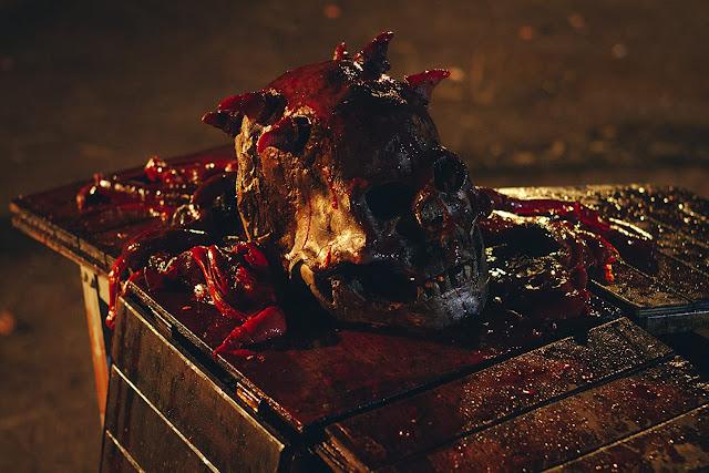 'Skull: The Mask': La nueva sensación del cine gore brasileño [Tráiler]