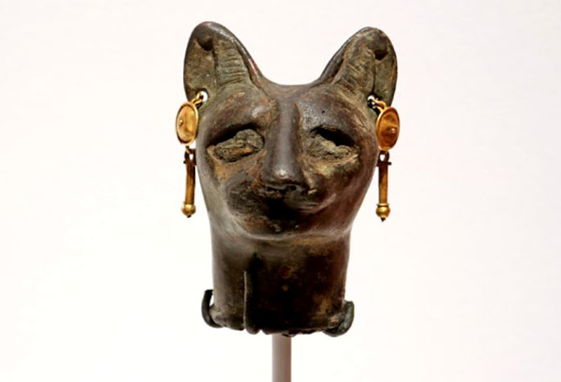 'Divine Felines: Cats of Ancient Egypt' at the Brooklyn Museum