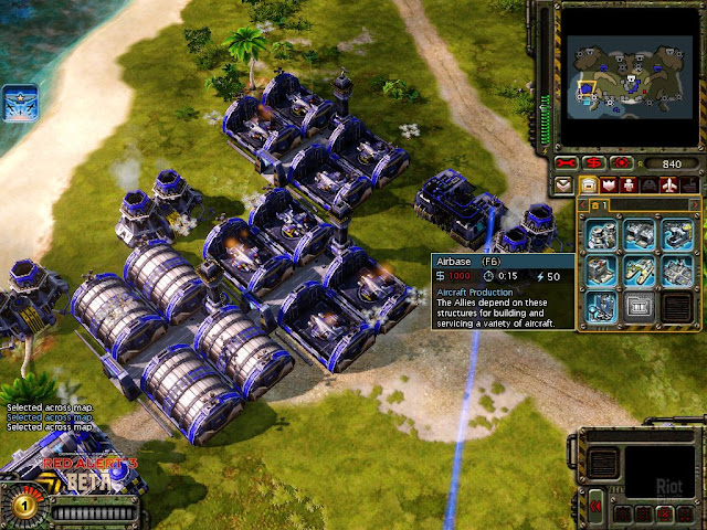 command and conquer red alert 3 uprising تحميل