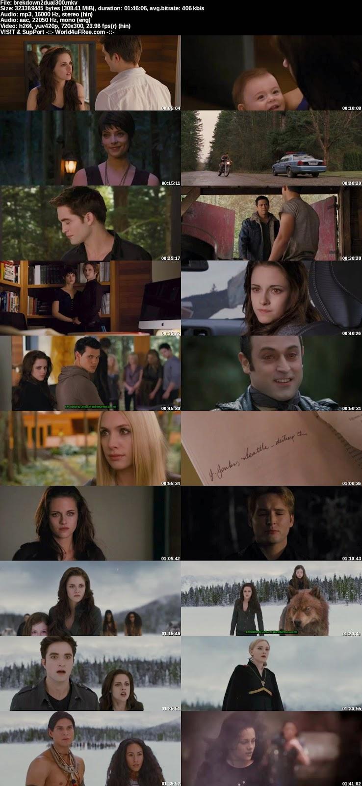 The Twilight Saga Breaking Dawn Part 1 In Hindi Dubbed 300mb - lostflo