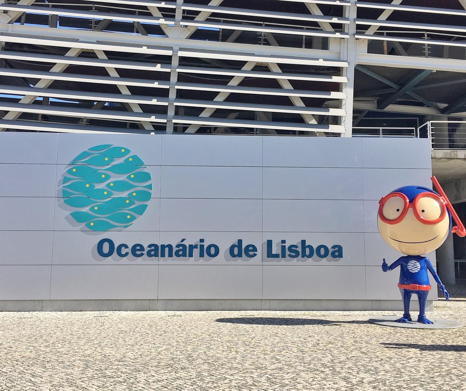 Oceanário, Lisbon, Portugal