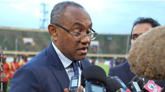 Ahmad says Cameroon needs 'to convince Caf' it can host Afcon