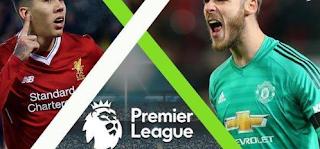 Cara Baru Nonton Liverpool Vs Manchester United Dengan Mola Tv
