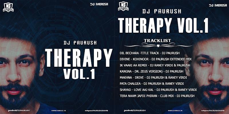 Therapy Vol. 1 – DJ Paurush