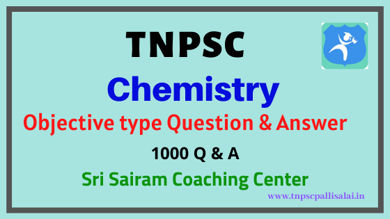 Chemistry 1000 Objective type Question and Answer