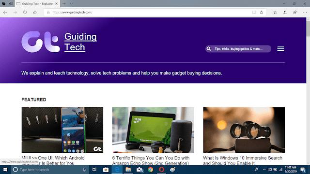 GuidingTech By Abhijeet Mukherjee