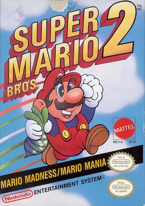 jogue Super Mario Bros 2 Snes